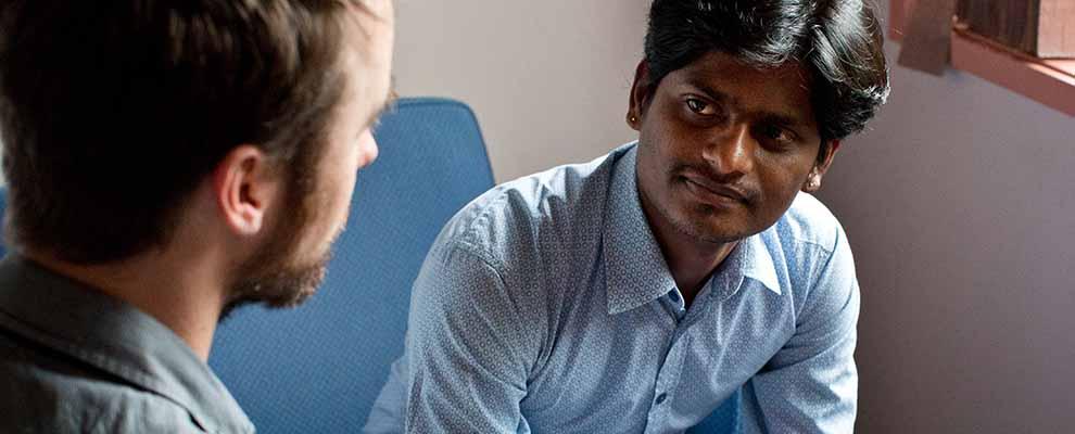Counselling Tamil Man Slider