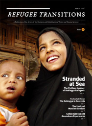 Refugee Transitions issue 31