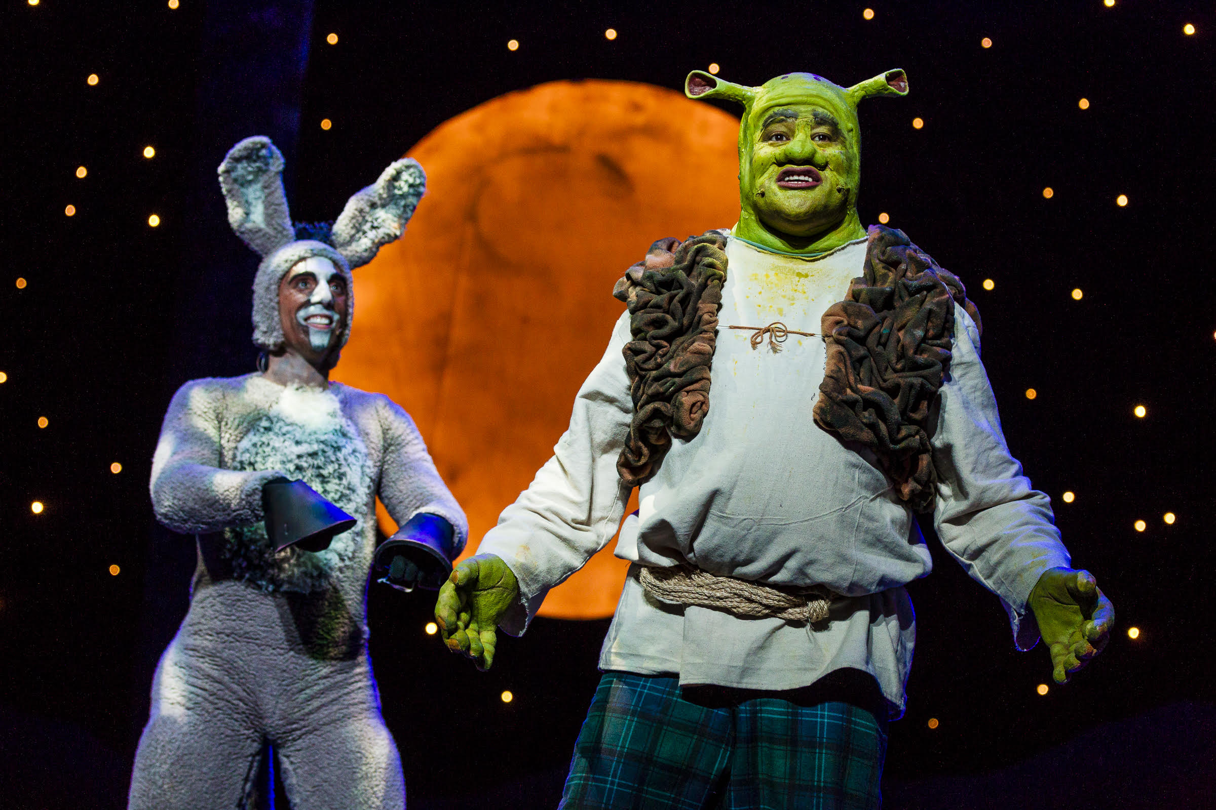 Packemin - Shrek - Grant Leslie Photography