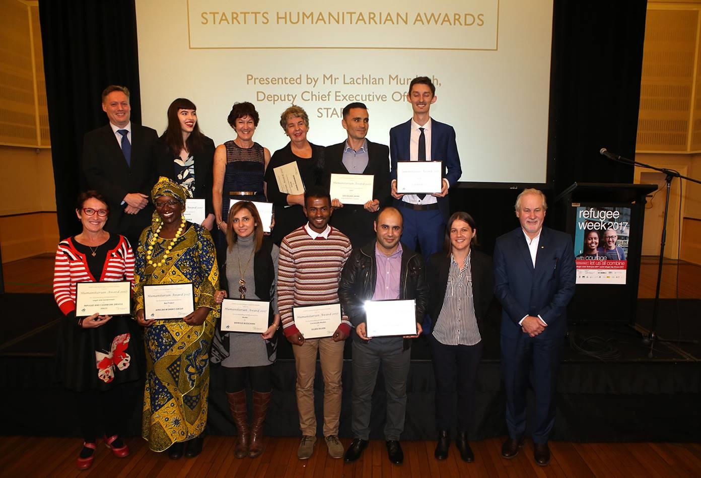 STARTTS Humanitarian Awards
