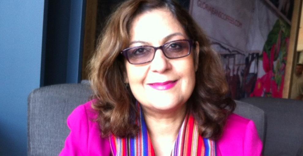Nooria Mehraby Wider Slide