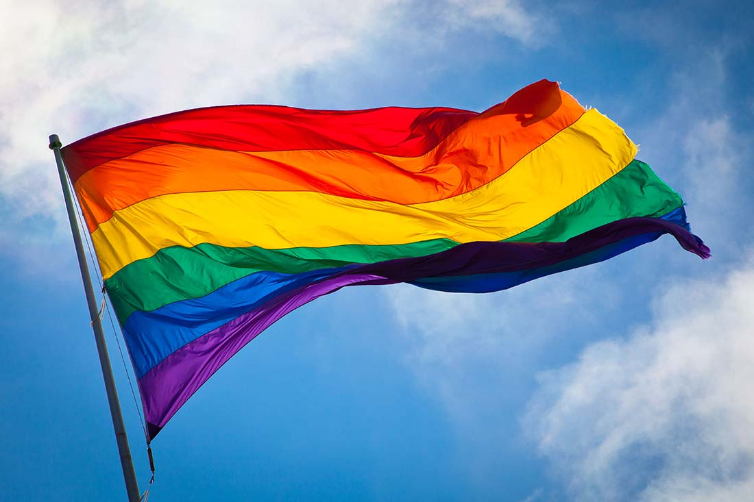 Rainbow Flag_Benson Kua_Blog Photo