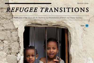 Refugee Transitions Issue 34 Blog Photo