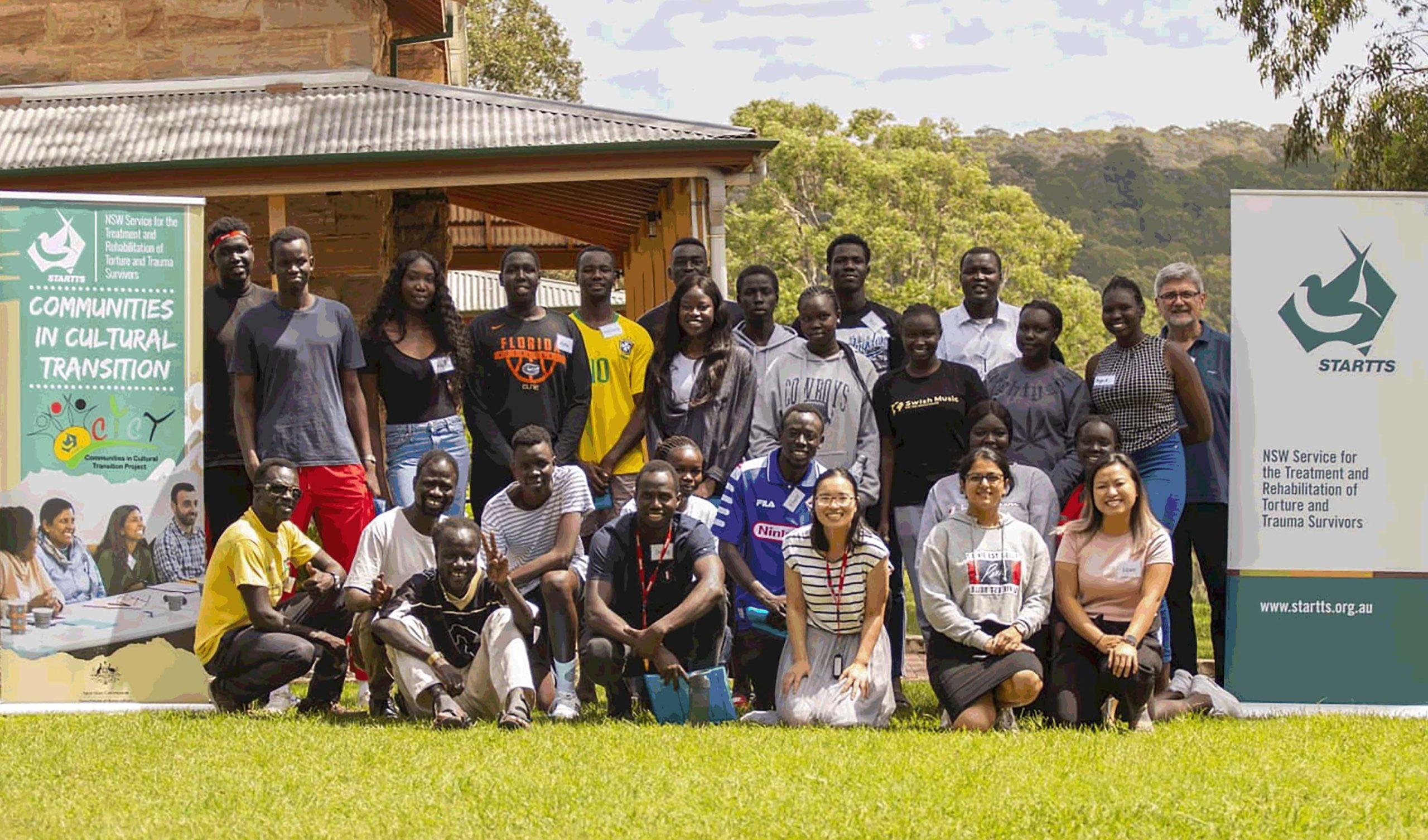 South Sudanese Youth Ambassador Program