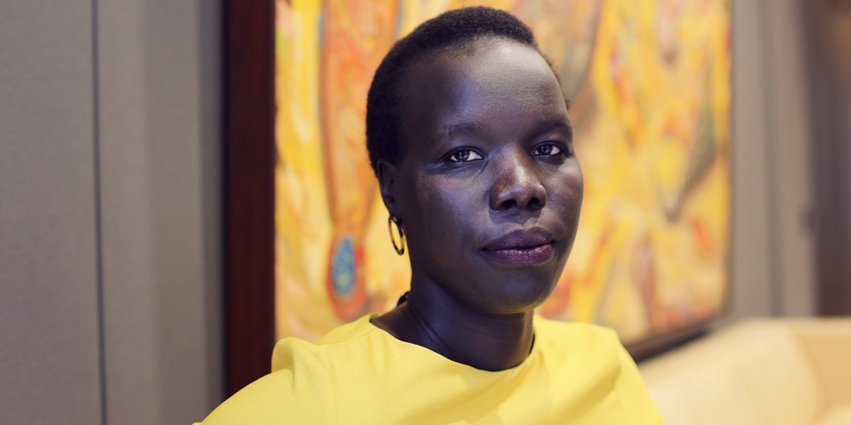 Australian Lawyer Nyadol Nyuon To Address 2018 Refugee Ball