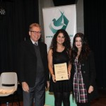 Humanitarian Awards - Sarah and Farah from the Headspace Youth Advisory Committee
