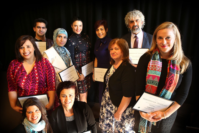 2018 Humanitarian Award Winners Celebrated At Refugee Week Launch